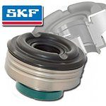 98-28523 | SKF iskunvaimentimen tiivisteholkki WP PDS - Shaft 18 mm - Piston 50 mm