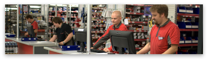 avoimet työpaikat kaupan ala Porvoo