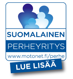 Motonet on kotimainen perheyhtiö